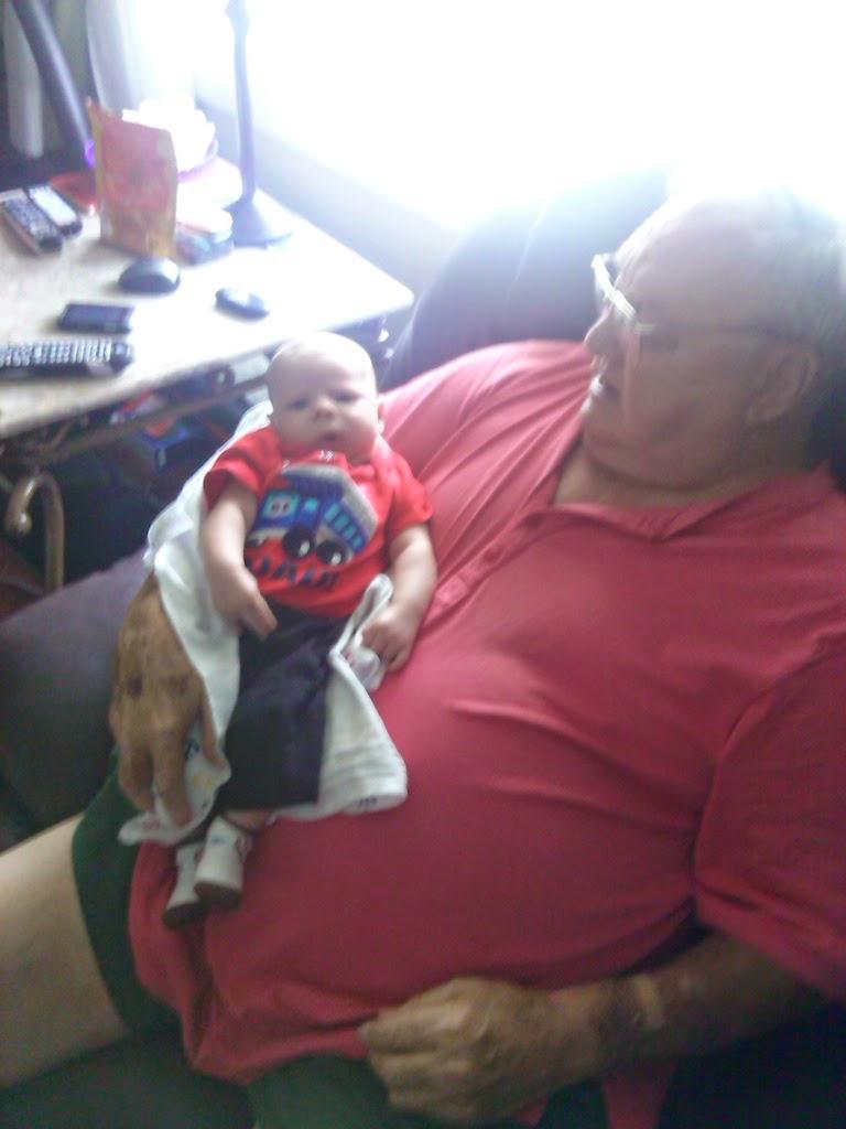 Daddy & Tyson